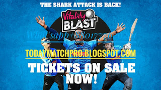 Vitality T20 Blast 30 June 2021 Macth Prediction by Todaymatchpro Tips