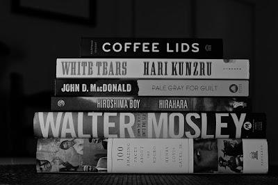 March 2018 Books: photo by Cliff Hutson