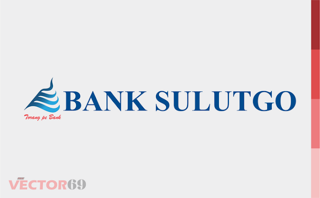 Logo Bank Sulutgo - Download Vector File PDF (Portable Document Format)