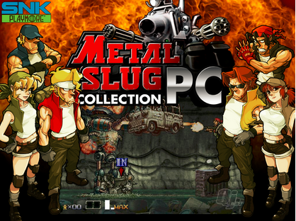 Metal Slug Collection [Reloaded]