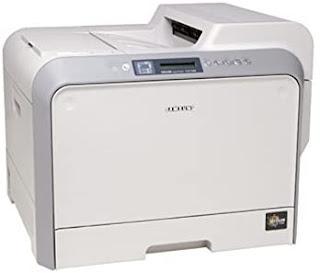 Samsung CLP-500 Color Laser Printer Drivers Download
