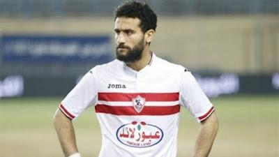 إلغاء إعارة باسم مرسي لسموحة واللاعب يؤكد تجاوز التوأم على الزمالك