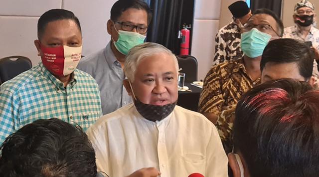 Deklarasi KAMI, Din Syamsuddin: Bukan Cuma Jenderal Gatot Nurmantyo, Saya Pun Siap Bertanggung Jawab