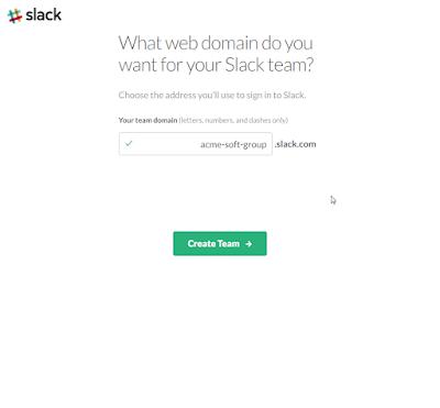 Slack - Dans quel domaine travail cette société ?