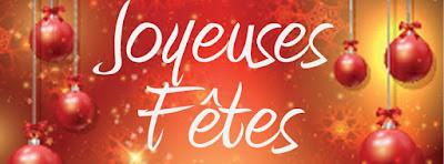 Couverture facebook joyeuses fêtes fin d'année