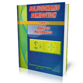 Solucionario Demidovich tomo II - PDF