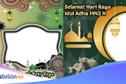 65 Link Twibbon Hari Raya Idul Adha 1442 H/2021 M