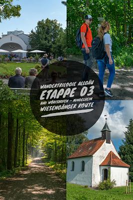Wandertrilogie Allgäu | Etappe 03 | Bad Wörishofen-Mindelheim - Wiesengänger Route 20