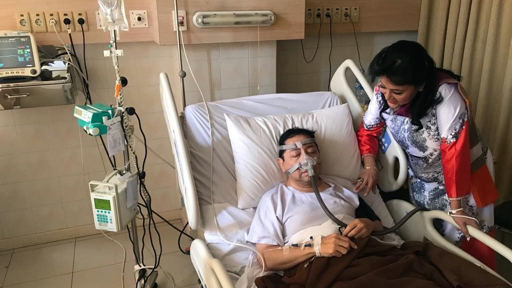 Nah Lho, Golkar Keceplosan Akui Sakitnya Setya Novanto Cuma Akting?