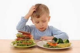 أطعمة صحية لزيادة وزن الأطفال