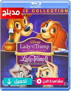 مشاهدة وتحميل فيلم النبيلة و الشارد الجزء الثاني Lady and the Tramp 2 2001 مدبلج عربي