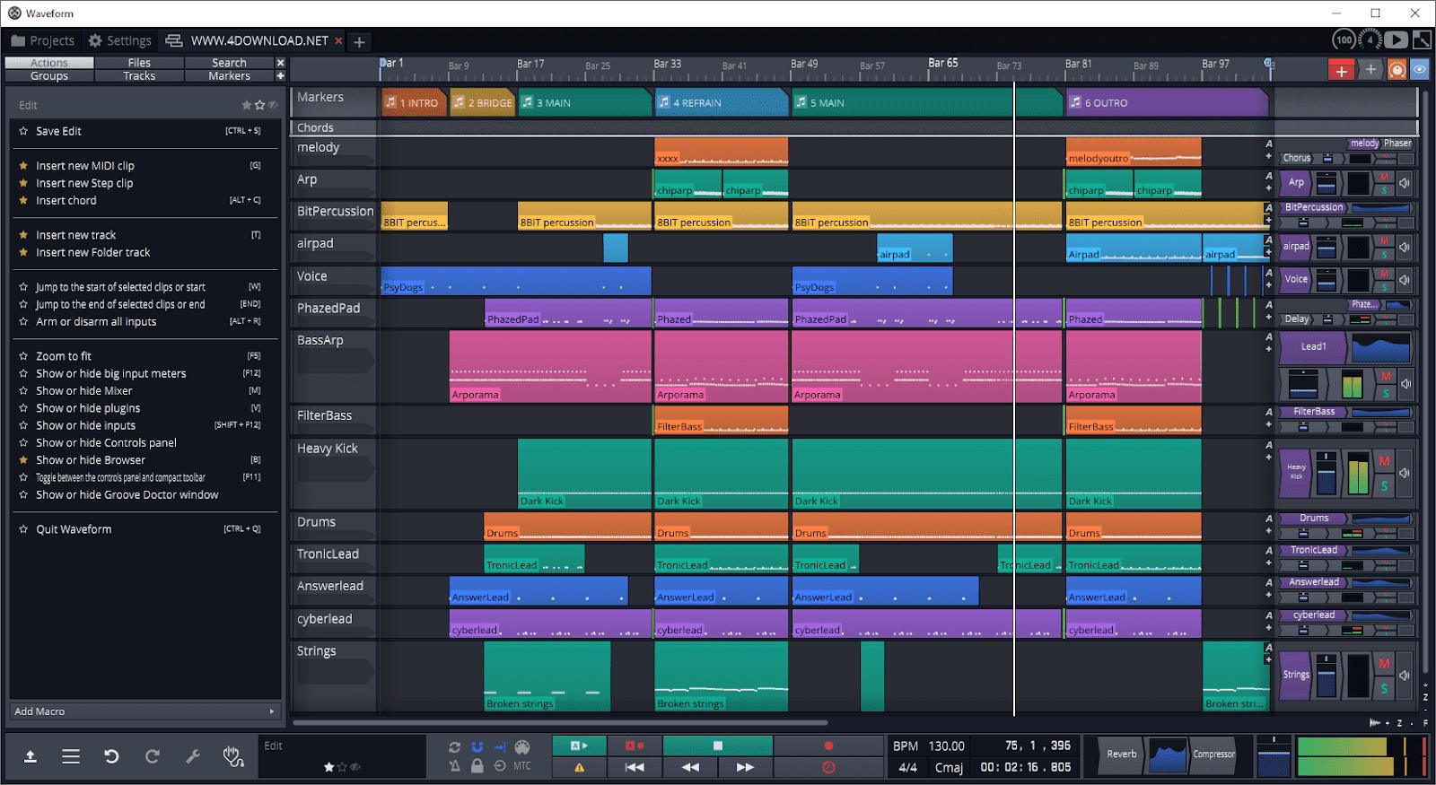 Tracktion Waveform 10 Full version FOR FREE