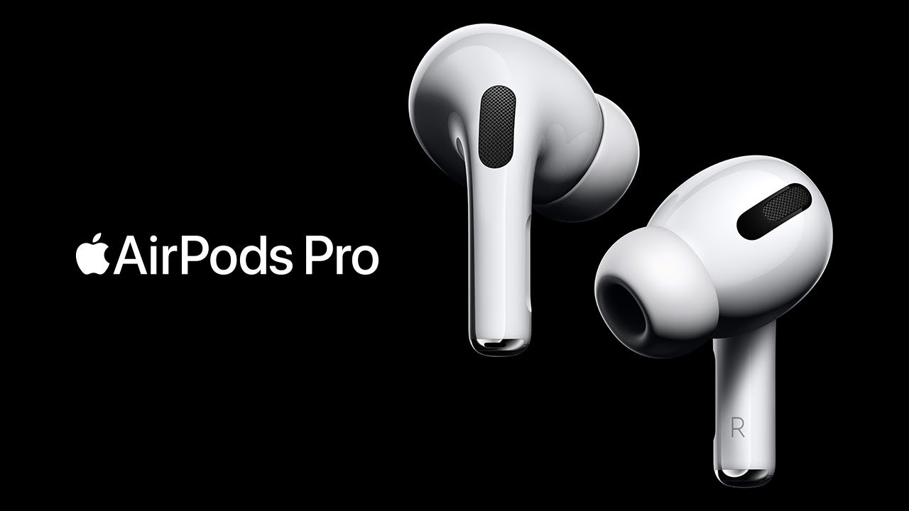 AirPods Pro arrive in Taiwan.