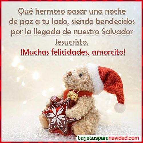 tarjetas de navidad para tu amor