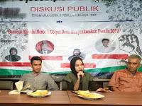FMPP-NKRI Mengajak Kaum Milenial Mensukseskan Pemilu dan Tidak Golput