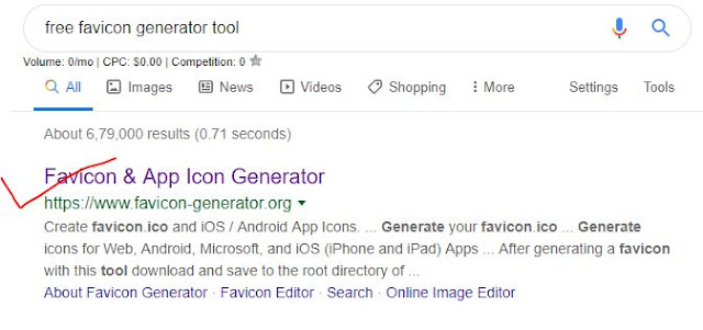 Favicon क्या है Blog में Favicon कैसे लगायें
