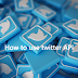 Auto post on Twitter with PHP - Twitter API