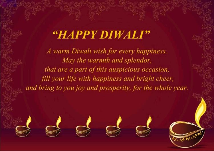 Happy Diwali Greetings with Pictures