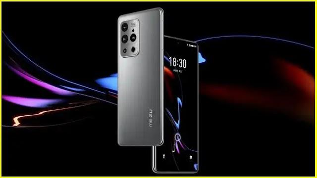 Meizu 18 Pro: 6.7″ @ 120 Hz, Snapdragon 888, 12GB RAM and quad rear camera