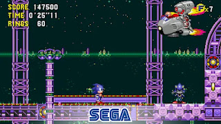 Sonic CD Classic Apk Mod