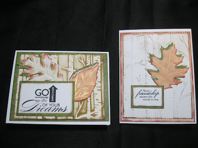 Cards Inspiration with Kathi