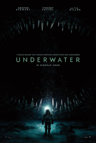 Underwater (BRRip 720p Dual Latino / Ingles) (2020)