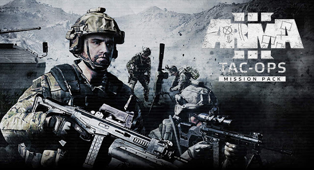Free Download Arma 3 Tac-Ops Mission Pack PC Game