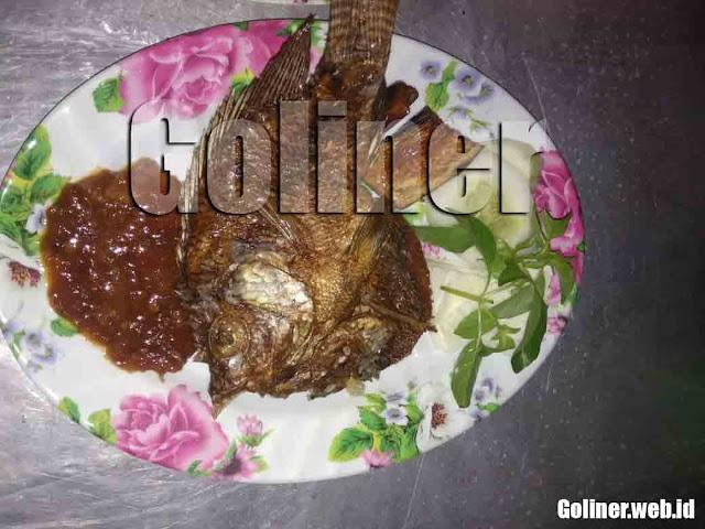 menu Lalapan Sambel Nyamleng