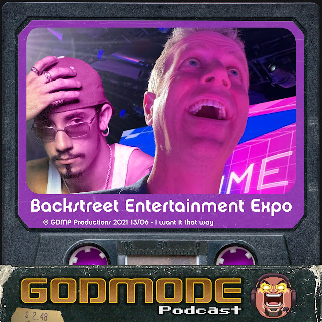 BACKSTREET ENTERTAINMENT EXPO