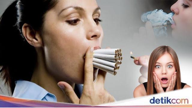 Rokok Elektrik lebih Bahaya dari Rokok Biasa