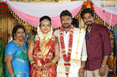 Actress-Akshaya-Premnath-Prithvi-Rajan-wedding