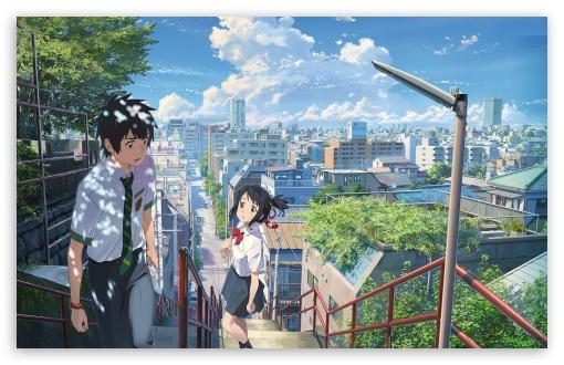 Anime Paling Gantung