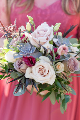 beautiful bridesmaids bouquet