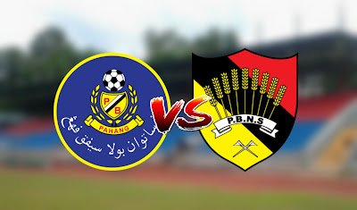 Live Streaming Pahang vs Negeri Sembilan Friendly Match 11.2.2020