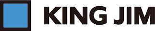king jim logo このキングジムのロゴ結構好きだったりして
