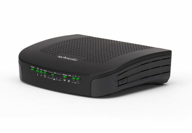Cual Es La Contrasena Del Router Modem Tecnicolor De Claro