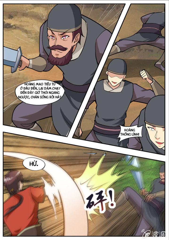 Đại Kiếm Thần chap 236 - Trang 2