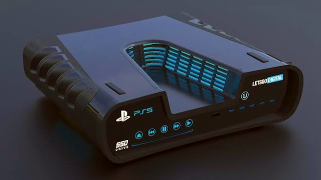 The first real photo leaked for the PS5 development kit