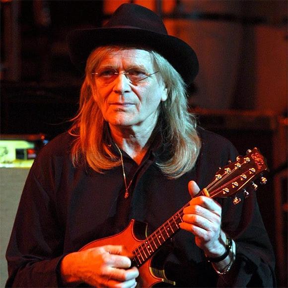 Henry McCullough, guitariste des Wings, aux soins intensifs