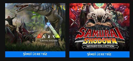 Epic Games 2 Oyunu Ücretsiz Yayınladı. Hemen İndirin!