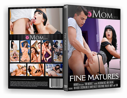 DVD Fine Matures xxx 2019 - ISO