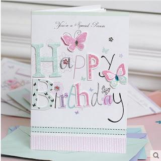 evde doğum günü tebrik kartı yapmak