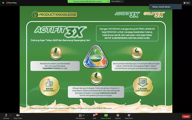 Kandungan nutrisi anlene actifit 3x