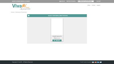 VivaMK Registration