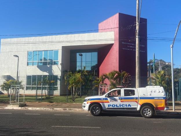 Promotorias de Justiça de Araguari (foto: Diário de Uberlândia).