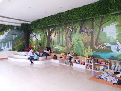 Perpustakaan Cinta Baca di Bogor