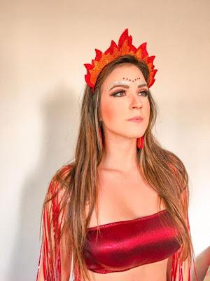 Tiaras diy para carnaval 2020