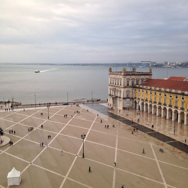 Praco de Comercial, Lisbon