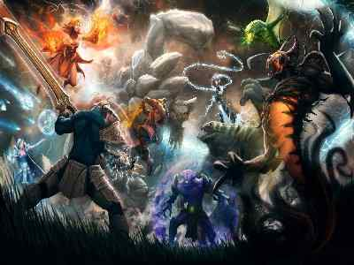 Dota 2 wallpapers, screenshots, images, photos, cover, poster