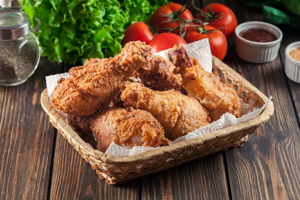 احلي طريقة لدجاج كنتاكي المقرمش